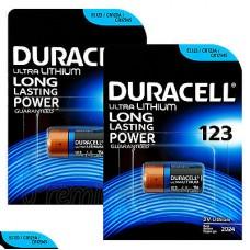 Galvaninis elementas Duracell Pluspower CR123 3V(Licio)