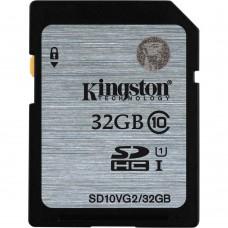Atminties kortelė Kingston SDHC 32 GB C10