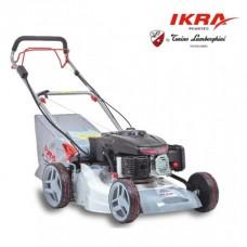 Benzininė savaeigė vejapjovė su el. starteriu 2,2 kW Ikra IBRM 1448 E TL