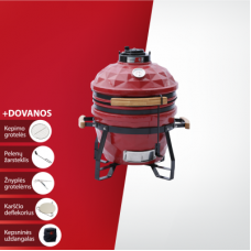 KAMADOCLUB JUNIOR, RAUDONA