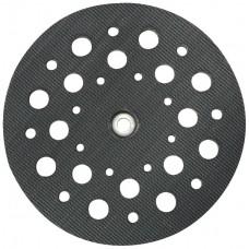 MULTIHOLE BASE PLATE 125MM FOR SXE ORBITAL SANDER, METABO