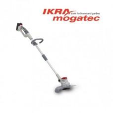 Akumuliatorinė žoliapjovė su nailoniniais peiliais Ikra Mogatec IART 2520 LI