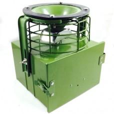 Šerykla automatinė su apsauga FEED-PRO 12 V su saulės baterija